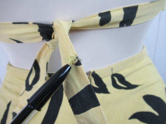 Vintage bathing suit, 1940s swimsuit, vintage bik… - image 8