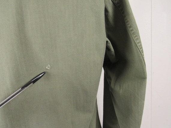 Vintage jacket, Army jacket, 1950s jacket, shirt … - image 6