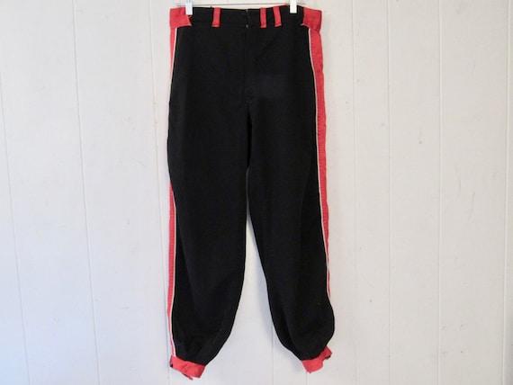 Vintage pants, vintage baseball pants, 1940s pants