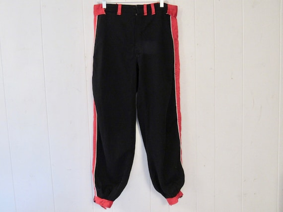 Vintage pants, vintage baseball pants, 1940s pant… - image 1