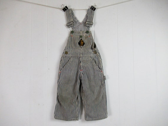 Child's vintage 1940s overalls, Child's overalls,