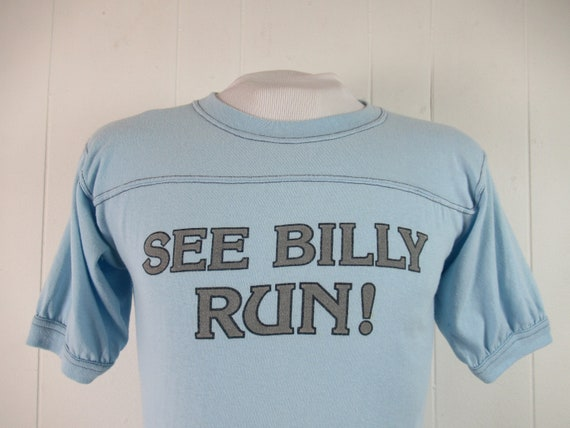 Vintage t shirt, 1970s t shirt, Billy t shirt, See