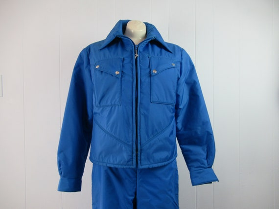 Vintage ski soutfit, ski jacket, White Stag, jacke