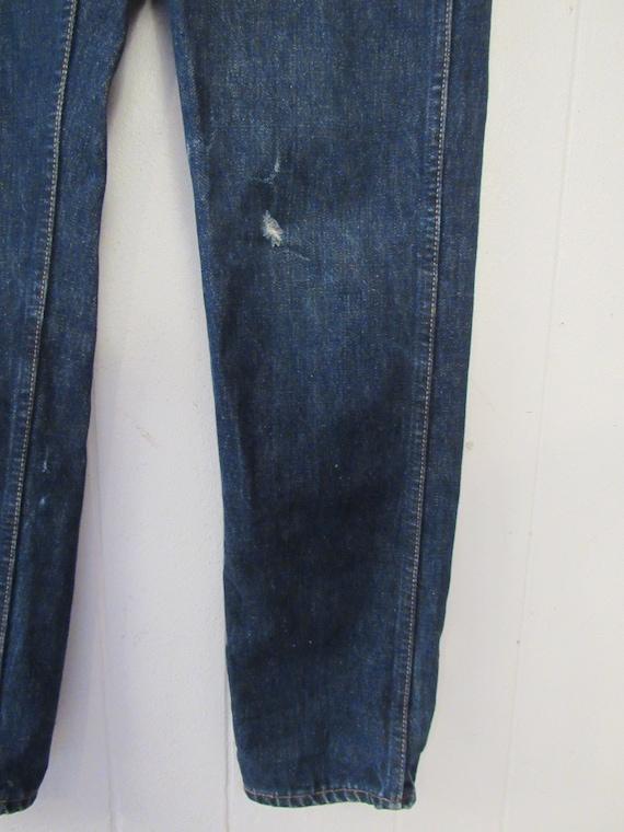 Vintage Levis, big E Levis pants, vintage jeans, … - image 5