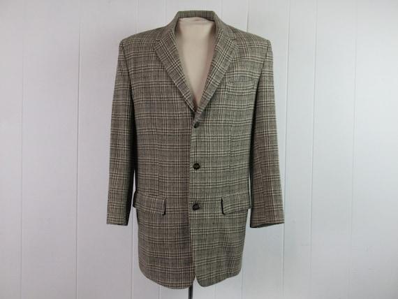 VINTAGE JACKET, 1950s suit jacket, sports coat, Ro