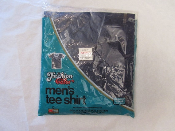 Vintage t shirt, K mart t shirt, 1970s t shirt, bl