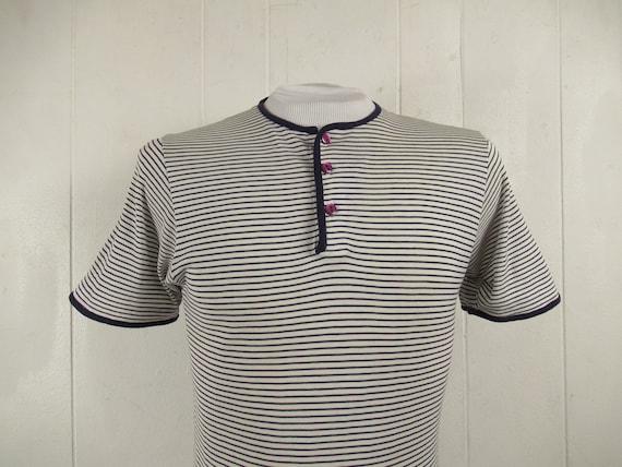 Vintage t shirt, 1950s t shirt, vintage Brooks Br… - image 2