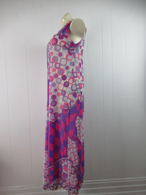 Vintage Pucci, Pucci nightgown, Pucci dress, Pucc… - image 3