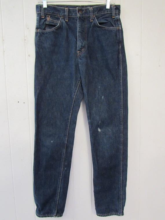 Vintage Levis, big E Levis pants, vintage jeans, … - image 2