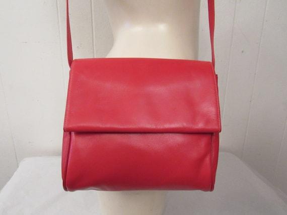 Vintage purse, Halston purse, designer handbag, re
