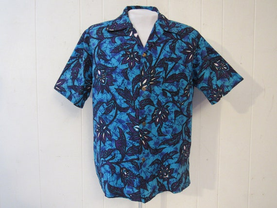 Vintage shirt, Hawaiian shirt, 1950s Hawaiian shir