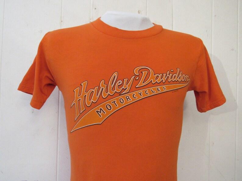 387910f8b7b0 Vintage t shirt Harley Davidson t shirt motorcycle t shirt | Etsy