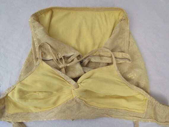 Vintage swimsuit, 1940s Bikini, pin up bikini, 2 … - image 6