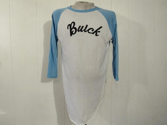 Vintage t shirt, jersey t shirt, Buick t shirt, 19