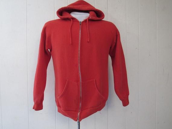 Vintage sweatshirt, 1960s sweatshirt, 1960s hoodie