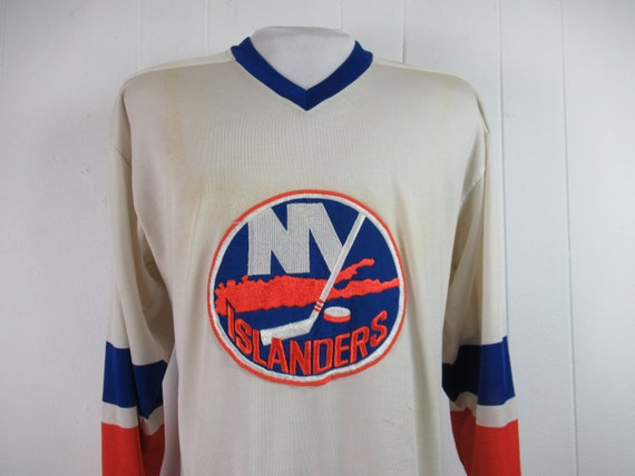 Vintage shirt, hockey shirt, 1970s hockey jersey,