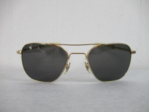 Vintage sunglasses, Command sunglasses, 23 kt sung
