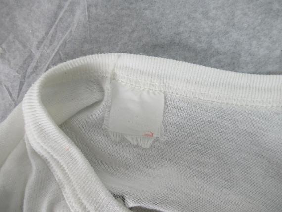 Vintage t shirt, Russia t shirt, 1980s t shirt, s… - image 7