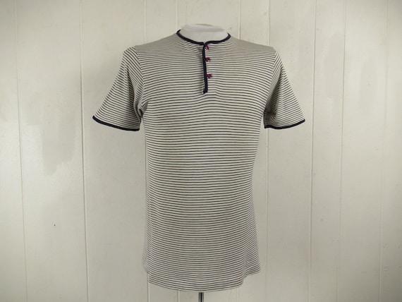 Vintage t shirt, 1950s t shirt, vintage Brooks Bro