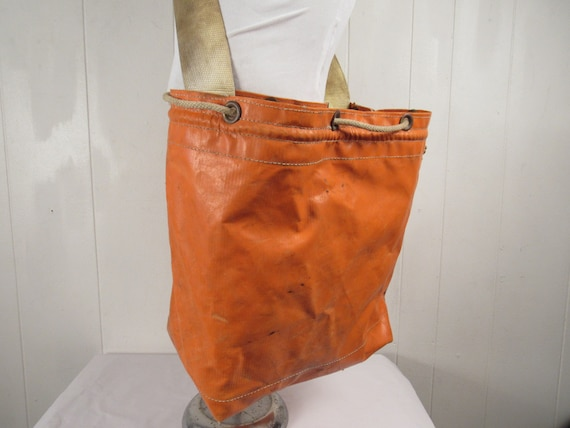 Vintage bag, shoulder bag, messenger bag, tool bag