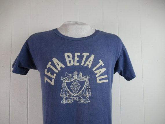 Vintage t shirt, Champion goal runner, 1960s t shi