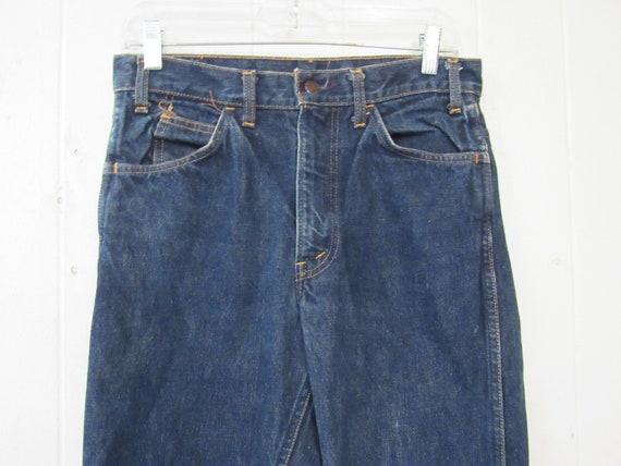 Vintage Levis, big E Levis pants, vintage jeans, … - image 3