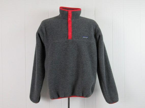 Vintage jacket, Patagonia jacket, gray Patagonia,