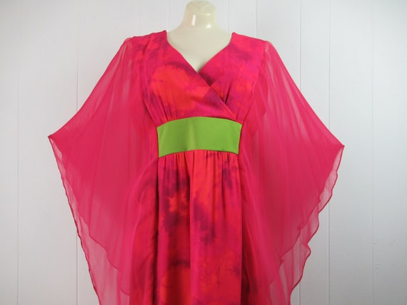 Vintage dress, Hawaiian dress, vintage Hawaiian, A