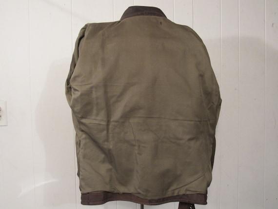 Vintage jacket, leather jacket, fringe jacket, we… - image 6