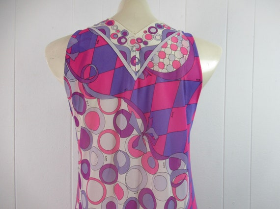 Vintage Pucci, Pucci nightgown, Pucci dress, Pucc… - image 6