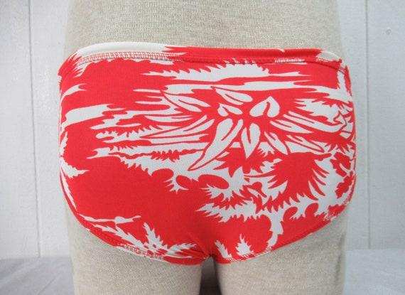 Vintage Speedos, vintage bathing suit, Hawaiian p… - image 4