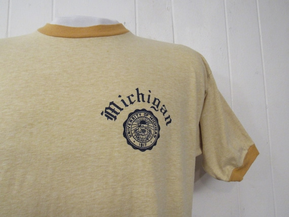 Vintage t shirt, 1970s t shirt, Champion t shirt,