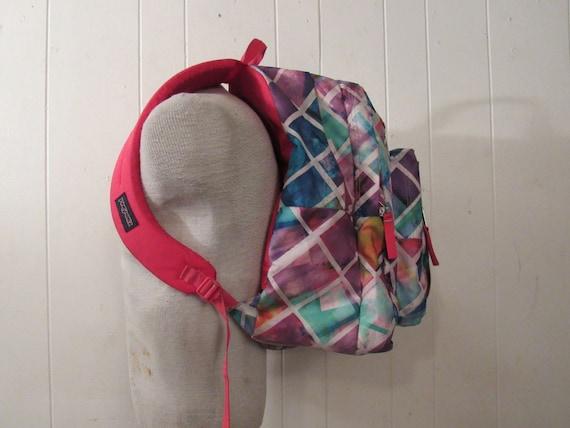 Vintage backpack, Jansport backpack, 1990s backpac