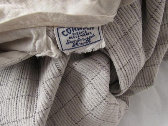 Vintage work pants, 1930s pants, corduroy pants, … - image 8