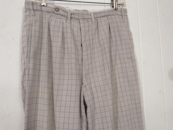 Vintage work pants, 1930s pants, corduroy pants, … - image 2