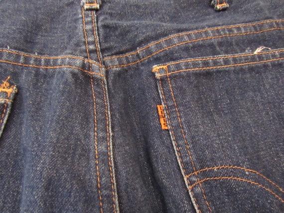 Vintage Levis, big E Levis pants, vintage jeans, … - image 7