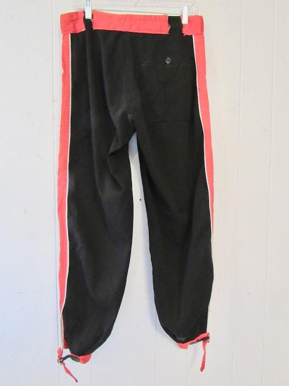 Vintage pants, vintage baseball pants, 1940s pant… - image 4
