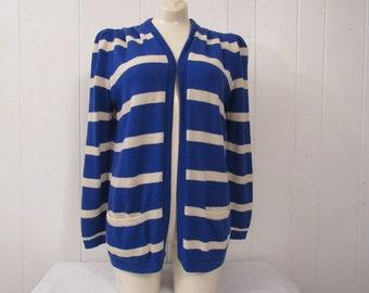 St. John sweater, vintage St. Johns, vintage sweater, St. john knit, vintage clothing medium