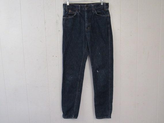 Vintage Levis, big E Levis pants, vintage jeans, b