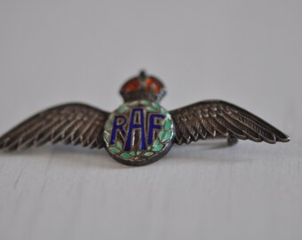 Raf wings brooch | Etsy