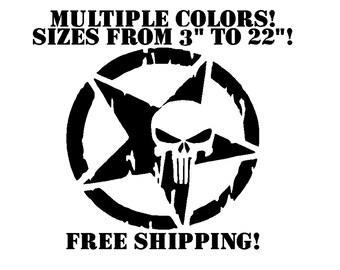 Punisher Jeep Skulls Wrangler Rubicon 4x4 Offroad Black T shirt Tee punisher skull t shirt logo jeep decals punisher logo punisher t shirt jeep shirts punisher shirt apparel punisher funny graphic