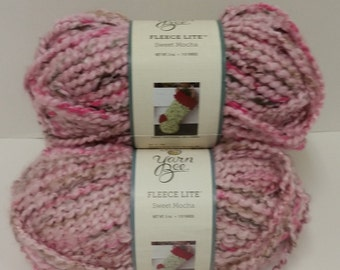 1 Skein 907096 Dye Lots 907031 5oz142g Bulky 5 2 Skeins Available Yarn Bee Luciana Yarn 110yds101m Color Cloud 907046