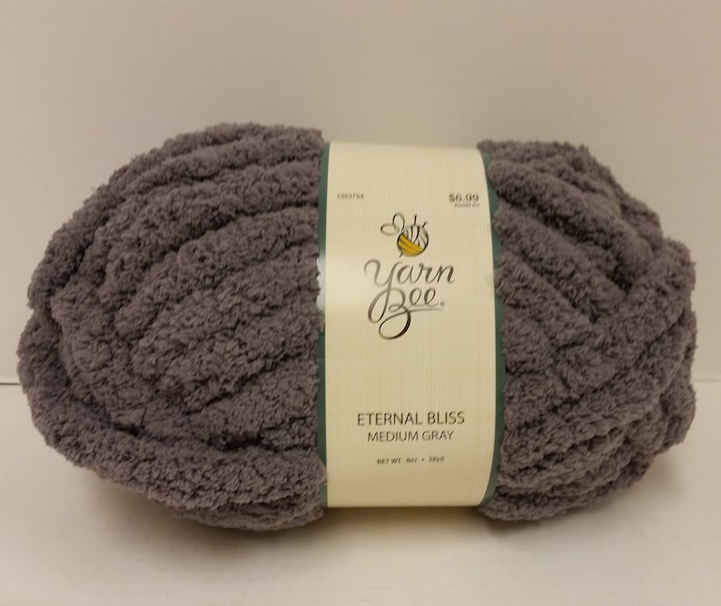 Yarn Bee Eternal Bliss Medium Gray