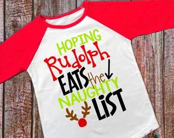 Kids Christmas Shirt Etsy