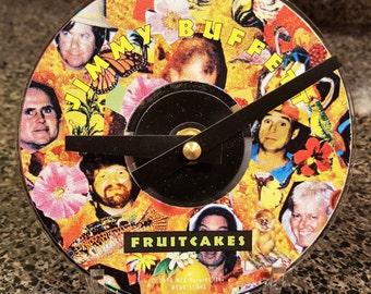 Jimmy Buffett CD Clock