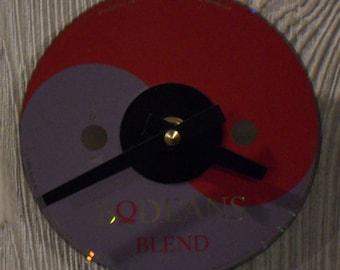 BoDeans CD Clock