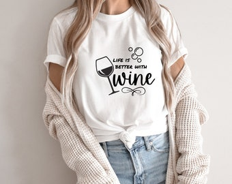 Funny Alcohol T-Shirts | Drinking T-Shirts | Infused Ink T-Shirts