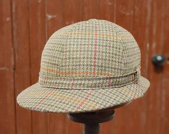 bc1e3f125765c Tweels Country Collection   Ghillie   Deerstalker   Mens Ladies   British  Classic Tweed Hat   100% Wool   Size M L XL   Olney