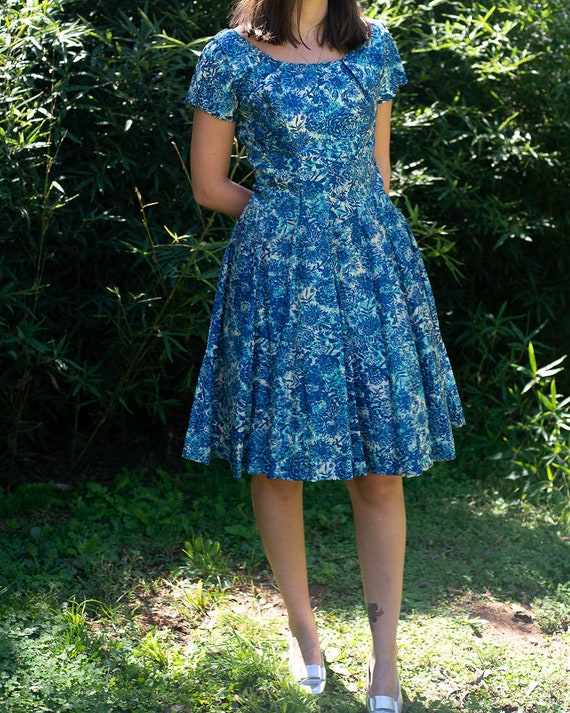 Gorgeous 1950s Gigi Young dress