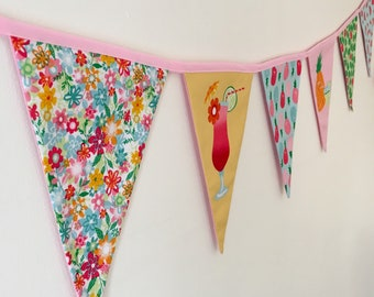 Fruity Friends 3m Bunting